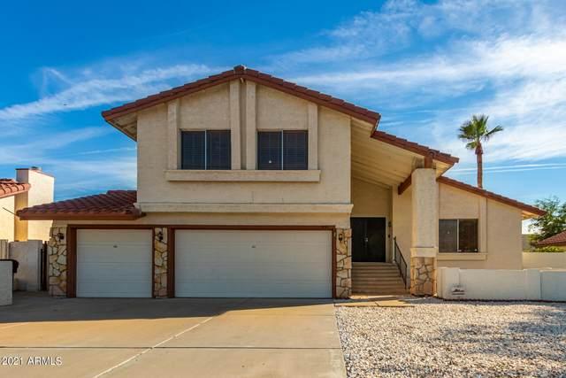 7821 W Cholla Street, Peoria, AZ 85345 (MLS #6304568) :: Yost Realty Group at RE/MAX Casa Grande