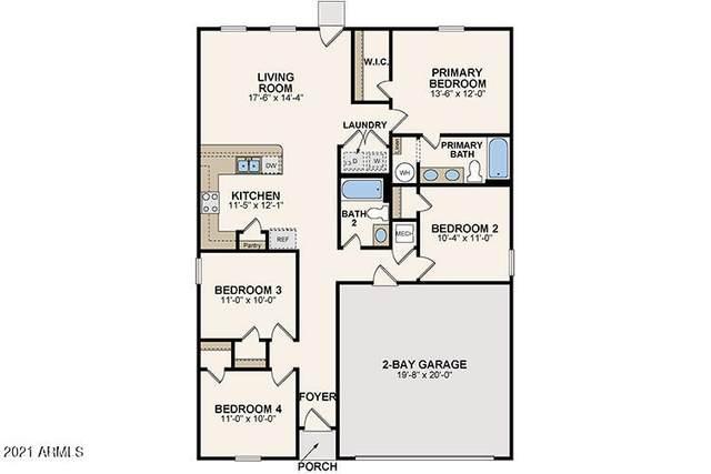 3629 E Koval Drive, Kingman, AZ 86409 (MLS #6304581) :: Conway Real Estate