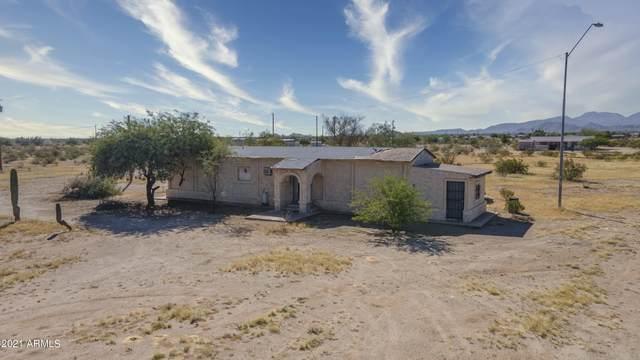 53861 W Badger Road, Maricopa, AZ 85139 (MLS #6304583) :: The Newman Team
