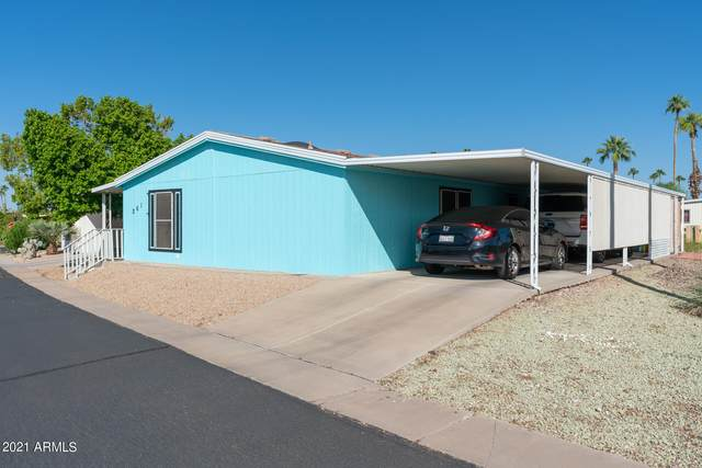 3104 E Broadway Road #261, Mesa, AZ 85204 (MLS #6304602) :: The Garcia Group