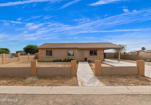 10033 W Arvada Drive, Arizona City, AZ 85123 (MLS #6304613) :: The Daniel Montez Real Estate Group