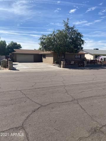4631 W Claremont Street, Glendale, AZ 85301 (MLS #6304615) :: Yost Realty Group at RE/MAX Casa Grande