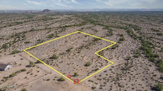 48780 W Clark Place, Maricopa, AZ 85139 (MLS #6304616) :: The Copa Team   The Maricopa Real Estate Company