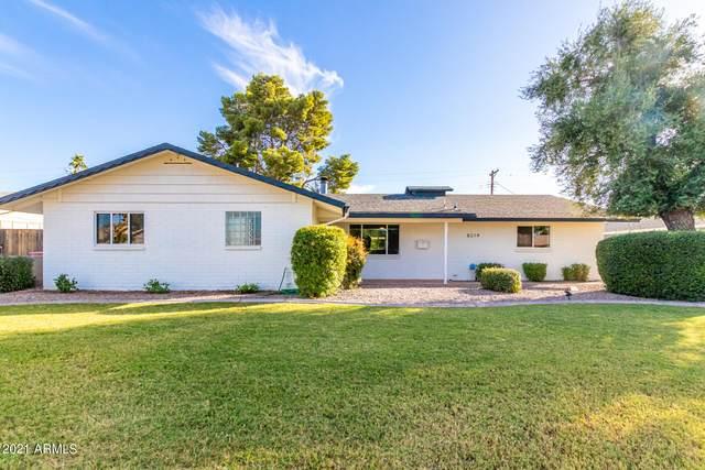 8319 E Minnezona Avenue, Scottsdale, AZ 85251 (MLS #6304631) :: Maison DeBlanc Real Estate