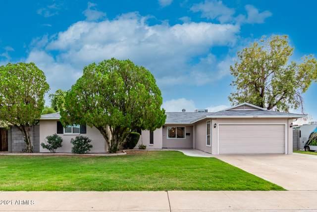 2201 E Karen Drive, Phoenix, AZ 85022 (MLS #6304656) :: Yost Realty Group at RE/MAX Casa Grande