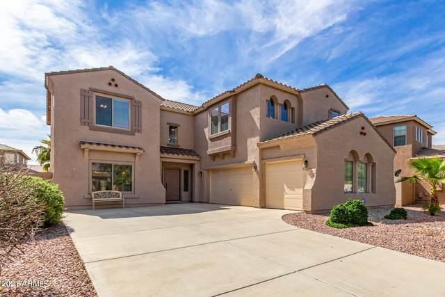 17849 W Watson Lane, Surprise, AZ 85388 (MLS #6304685) :: Long Realty West Valley