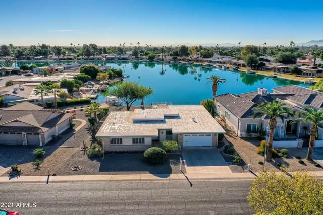 13813 N Whispering Lake Drive, Sun City, AZ 85351 (#6304689) :: Long Realty Company