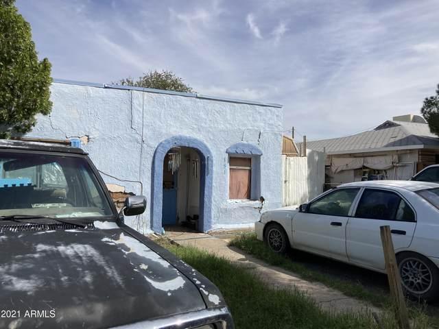 151 N Bowie Avenue, Willcox, AZ 85643 (MLS #6304721) :: Elite Home Advisors