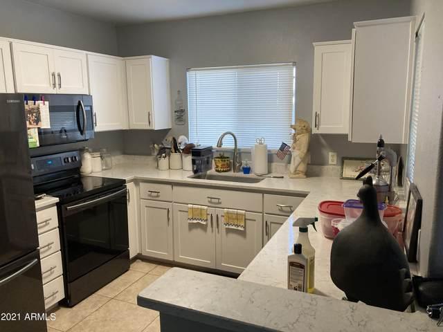 1295 N Ash Street #618, Gilbert, AZ 85233 (MLS #6304731) :: D & R Realty LLC
