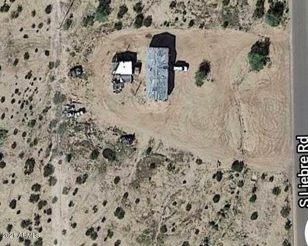 560 S Liebre Road, Maricopa, AZ 85139 (MLS #6304738) :: Klaus Team Real Estate Solutions