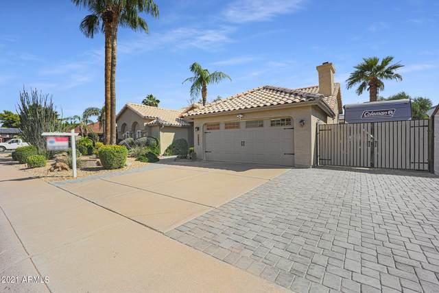 18813 N 34TH Place, Phoenix, AZ 85050 (MLS #6304775) :: The Newman Team