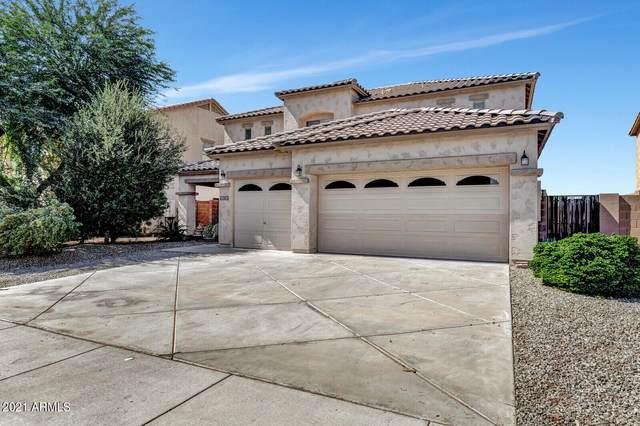 6720 S 54TH Lane, Laveen, AZ 85339 (MLS #6304785) :: Klaus Team Real Estate Solutions