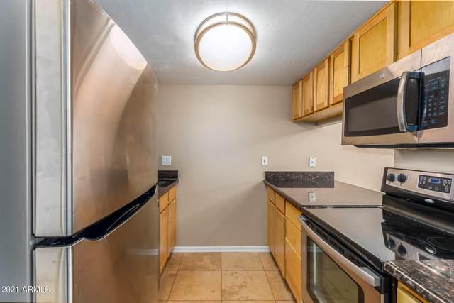 3619 E Monterosa Street #103, Phoenix, AZ 85018 (MLS #6304806) :: Elite Home Advisors