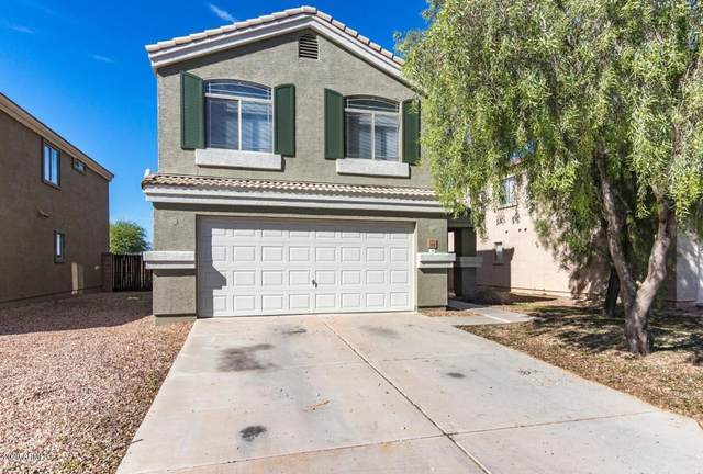 18892 N Toledo Avenue, Maricopa, AZ 85138 (MLS #6304807) :: The Luna Team