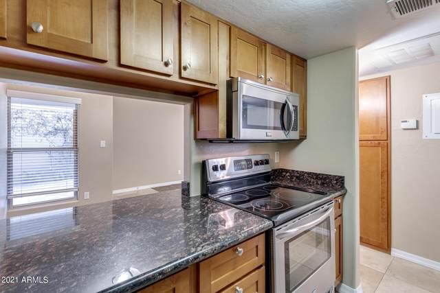 3619 E Monterosa Street #109, Phoenix, AZ 85018 (MLS #6304808) :: Elite Home Advisors