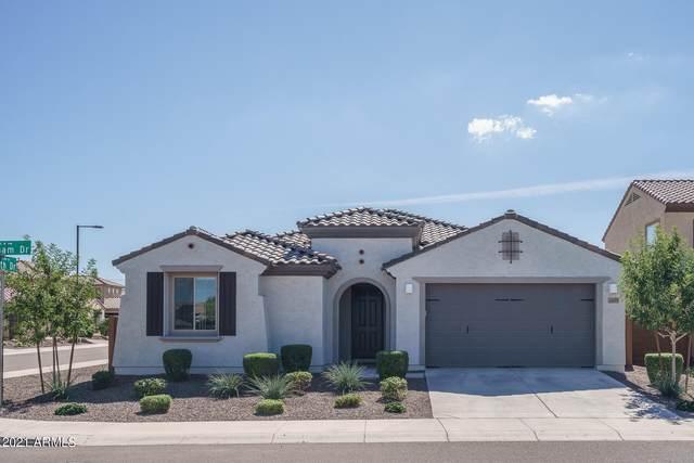26015 W Horsham Drive, Buckeye, AZ 85396 (MLS #6304821) :: Elite Home Advisors