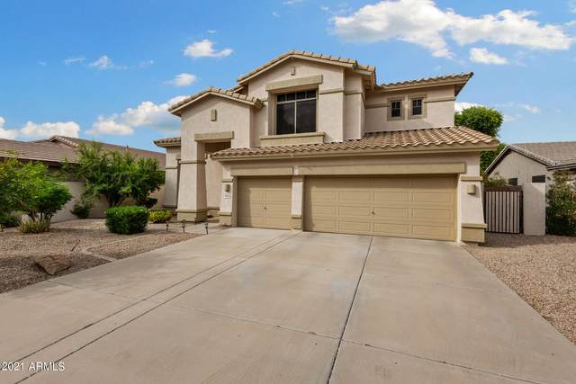 1350 E Fairview Street, Chandler, AZ 85225 (MLS #6304850) :: The Daniel Montez Real Estate Group