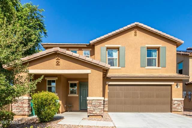 25706 N 122ND Avenue, Peoria, AZ 85383 (MLS #6304854) :: Elite Home Advisors