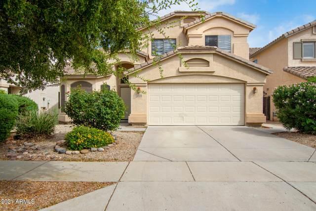 20929 N 37TH Way, Phoenix, AZ 85050 (MLS #6304874) :: Elite Home Advisors