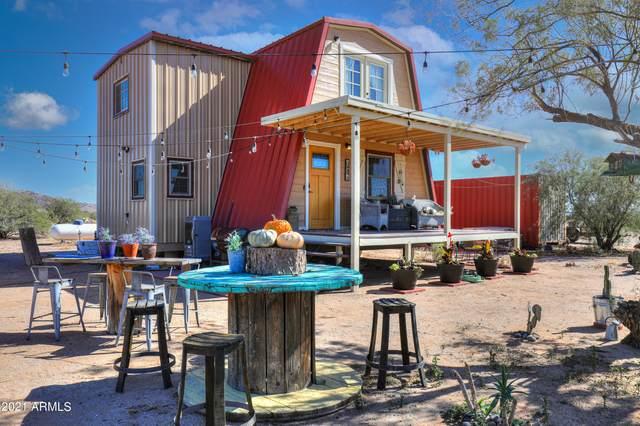 43155 S 79TH Avenue, Maricopa, AZ 85139 (MLS #6304917) :: The Daniel Montez Real Estate Group