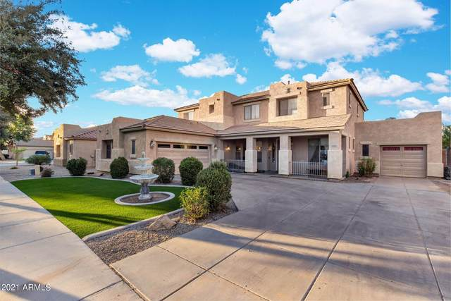 19416 E Raven Drive, Queen Creek, AZ 85142 (MLS #6304926) :: Dave Fernandez Team | HomeSmart