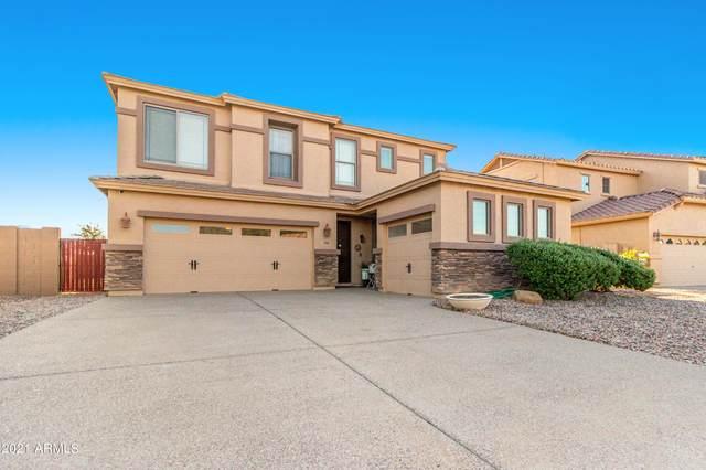1393 E Martha Drive, Casa Grande, AZ 85122 (MLS #6304931) :: The Laughton Team