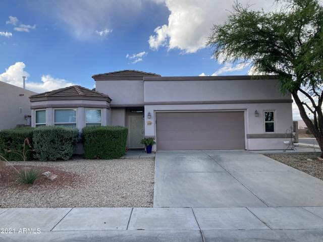 2599 Copper Sky Drive, Sierra Vista, AZ 85635 (MLS #6304939) :: Elite Home Advisors