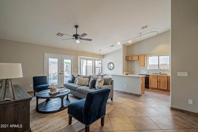 15434 N 161ST Avenue, Surprise, AZ 85374 (MLS #6304947) :: The Daniel Montez Real Estate Group