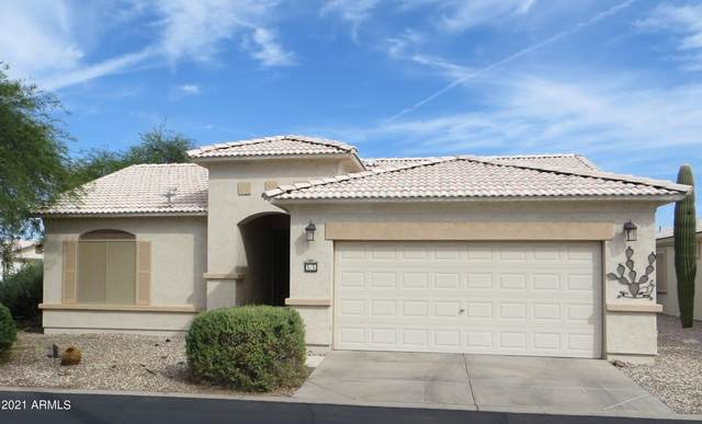 2101 S Meridian Road #66, Apache Junction, AZ 85120 (MLS #6304948) :: Klaus Team Real Estate Solutions