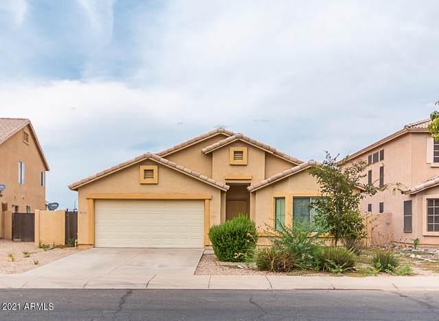 1526 E Bowman Drive, Casa Grande, AZ 85122 (MLS #6304975) :: Elite Home Advisors