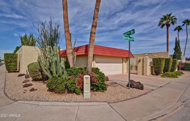 10722 W Buccaneer Way, Sun City, AZ 85351 (MLS #6304988) :: Long Realty West Valley