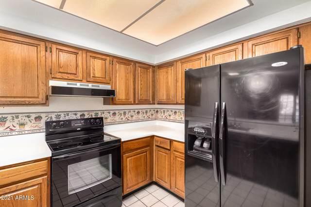 2121 W Union Hills Drive #104, Phoenix, AZ 85027 (MLS #6304995) :: Yost Realty Group at RE/MAX Casa Grande