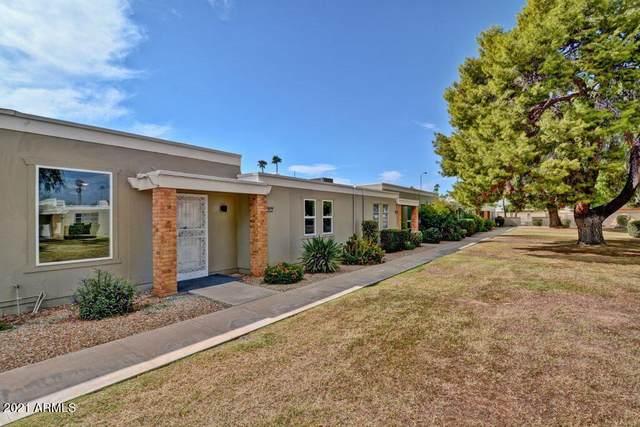 9917 W Thunderbird Boulevard, Sun City, AZ 85351 (MLS #6305000) :: Elite Home Advisors