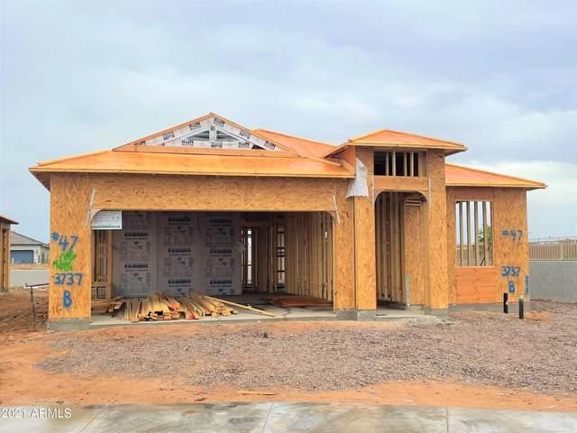 1076 W Sand Canyon Court, Casa Grande, AZ 85122 (MLS #6305033) :: Elite Home Advisors