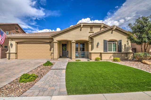 1240 W Layland Avenue, Queen Creek, AZ 85140 (MLS #6305044) :: Klaus Team Real Estate Solutions