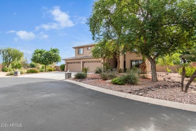 15201 W Becker Lane, Surprise, AZ 85379 (MLS #6305047) :: Elite Home Advisors