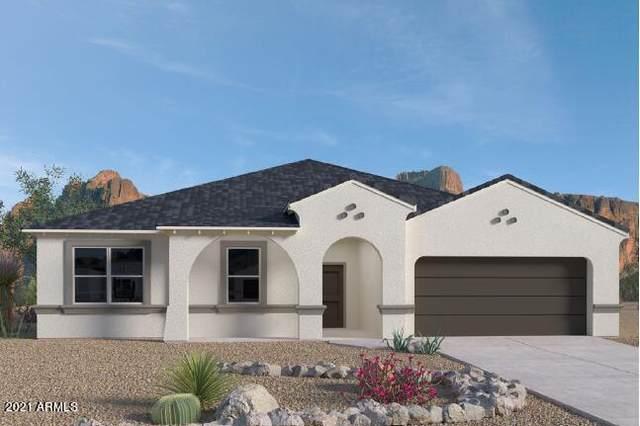 1060 W Castle Court, Casa Grande, AZ 85122 (MLS #6305050) :: Elite Home Advisors