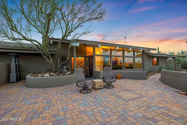 8249 E Serene Street, Carefree, AZ 85377 (MLS #6305054) :: Keller Williams Realty Phoenix