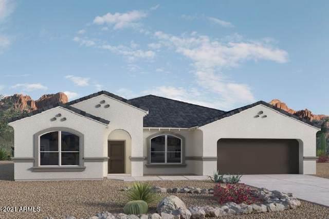 1078 W Descanso Canyon Drive, Casa Grande, AZ 85122 (MLS #6305055) :: Elite Home Advisors