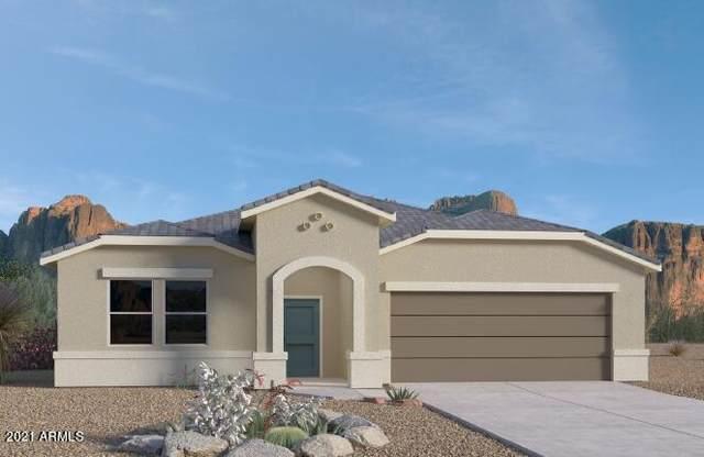 1084 W Castle Court, Casa Grande, AZ 85122 (MLS #6305070) :: Elite Home Advisors