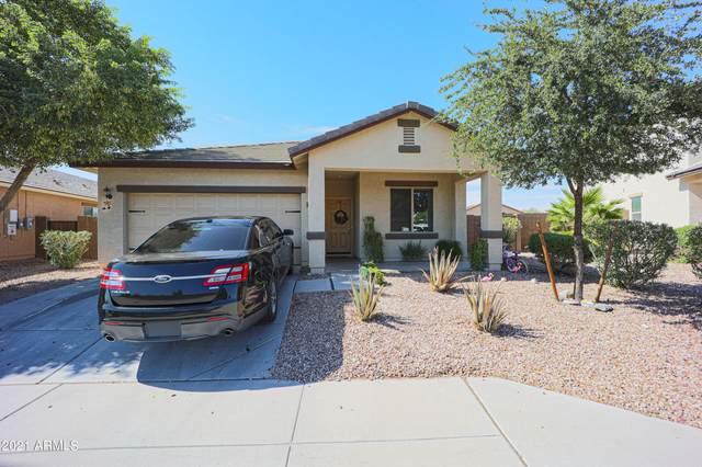 4908 S 244TH Avenue, Buckeye, AZ 85326 (MLS #6305090) :: Elite Home Advisors