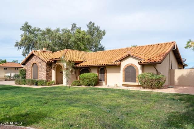 19430 E Via De Olivos, Queen Creek, AZ 85142 (MLS #6305107) :: D & R Realty LLC
