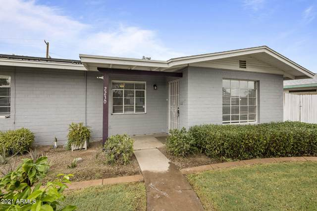 2230 W Fairmount Avenue, Phoenix, AZ 85015 (MLS #6305134) :: Yost Realty Group at RE/MAX Casa Grande