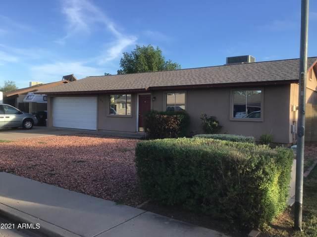2919 E Michigan Avenue, Phoenix, AZ 85032 (MLS #6305148) :: Elite Home Advisors
