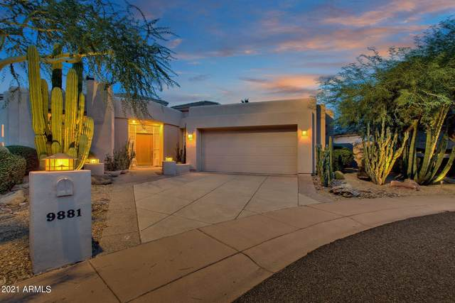 9881 N 79TH Way, Scottsdale, AZ 85258 (MLS #6305154) :: Elite Home Advisors