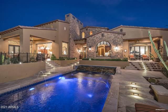 7533 E Eagle Crest Drive, Mesa, AZ 85207 (MLS #6305174) :: Fred Delgado Real Estate Group