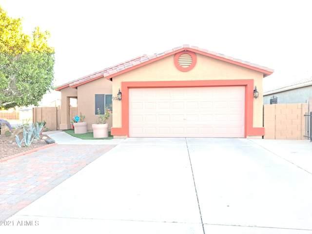 9201 W Adams Street, Tolleson, AZ 85353 (MLS #6305180) :: Keller Williams Realty Phoenix