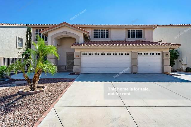 5733 W Windrose Drive, Glendale, AZ 85304 (#6305197) :: Long Realty Company