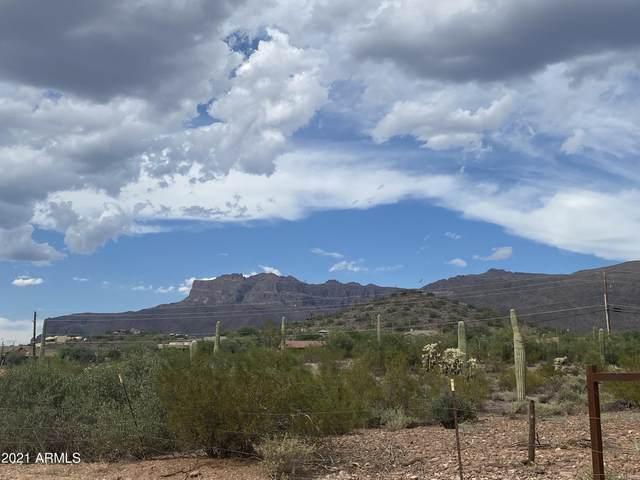 0 E Lazy K Road, Gold Canyon, AZ 85118 (MLS #6305210) :: D & R Realty LLC