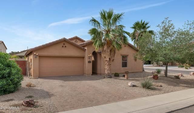 899 W Desert Valley Drive, San Tan Valley, AZ 85143 (MLS #6305222) :: Klaus Team Real Estate Solutions